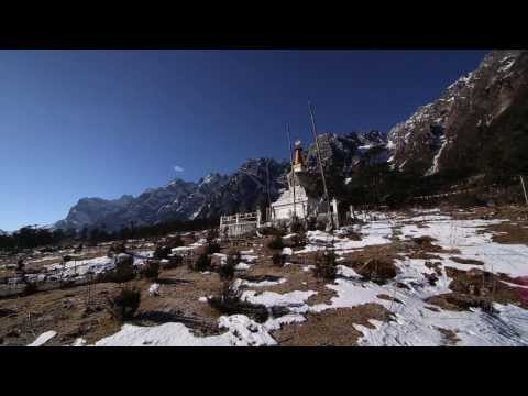SIKKIM  TOURISM FILM - IN A BEAUTIFUL STATE OF MIND