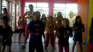 "Zumba Kids ""chocolate"""