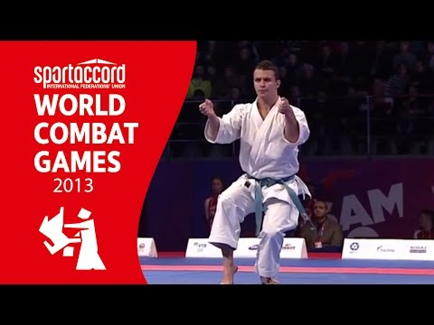 Журнал всемирных игр боевых искусств - день 3
