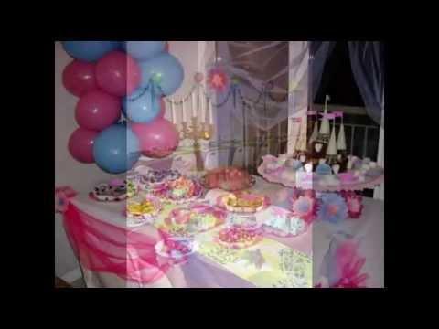 Decoration D Anniversaire Youtube