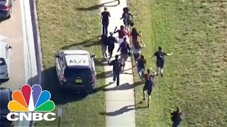 Injuries Reported At Florida School Shooting | CNBC