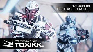 TOXIKK - Release Trailer