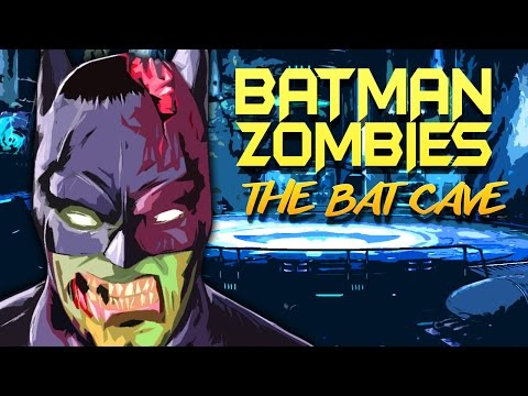 BATMAN ZOMBIES: THE BATCAVE ★ Call of Duty Zombies (Zombie Games)