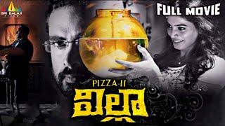 Villa (Pizza 2) Telugu Full Movie| Ashok Selvan