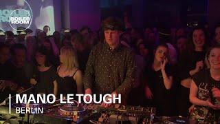 Mano Le Tough Boiler Room Berlin DJ Set