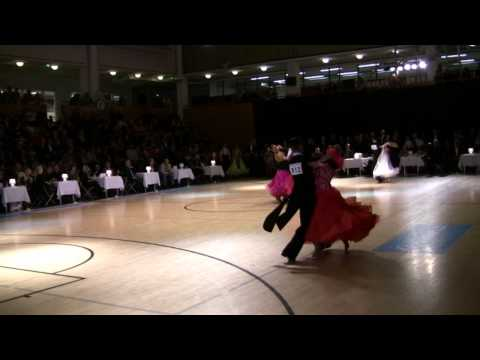 Helsinki Open WDSF World Open final tango 2013