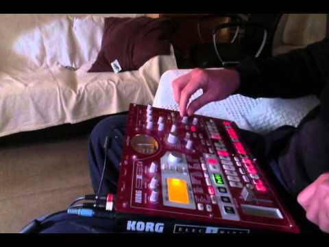 KORG HAND-MADE TECHNO -- EsEx