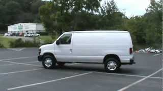 FOR SALE 2012 FORD E-250 CARGO VAN  STK# 21187   www.lcford.com videos