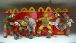 McLanche Feliz Out 2013 As Tartarugas Ninjas (review