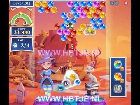 Bubble Witch Saga 2 level 101