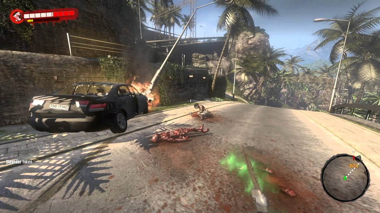 Dead Island Developers No  Craft Weapon