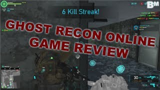 Review: Ghost Recon Online / Phantom Gameplay