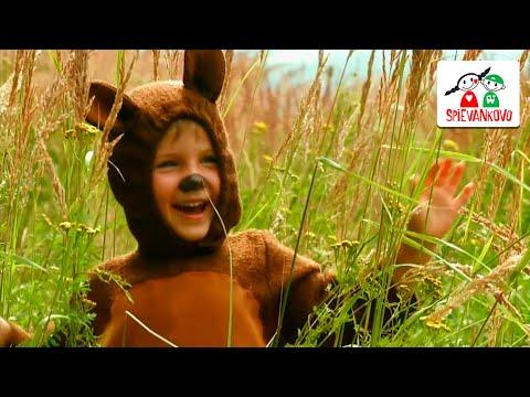 Spievankovo - Medveďku daj labku