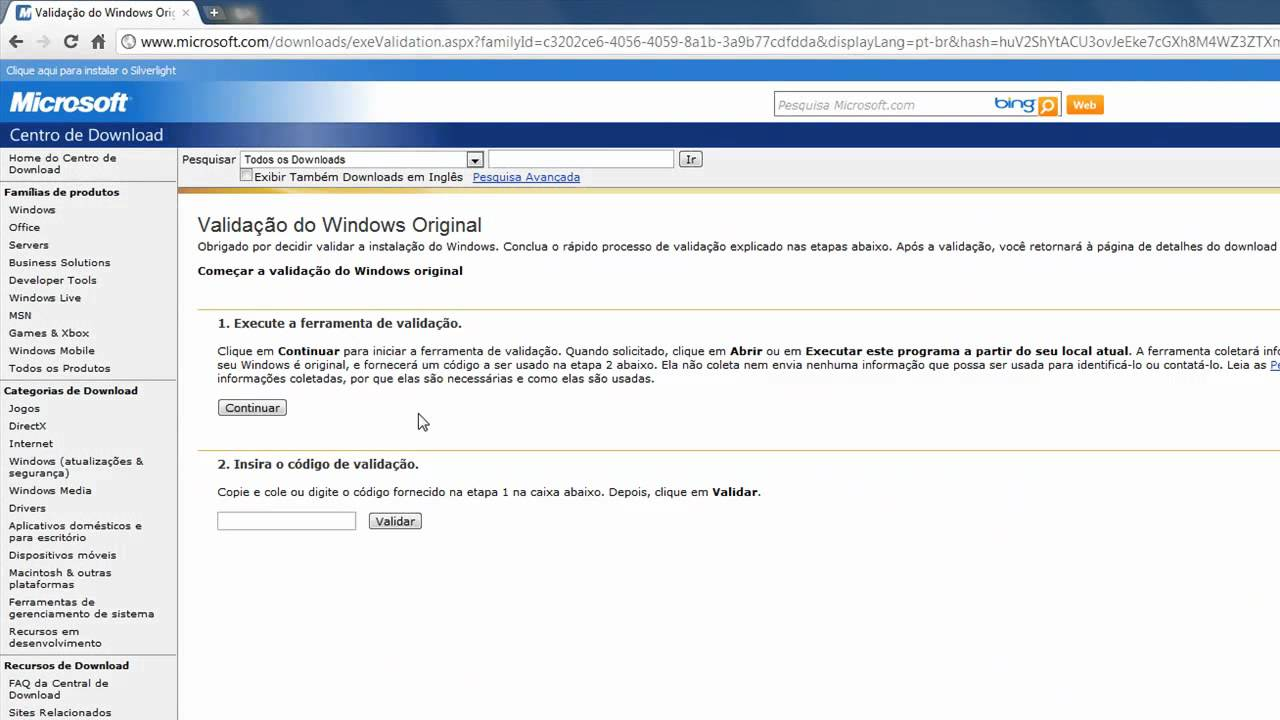 Baixar SP1 do windows 7 - YouTube