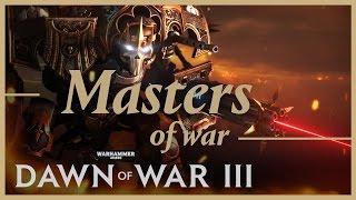 Dawn of War III - Előrendelői Trailer