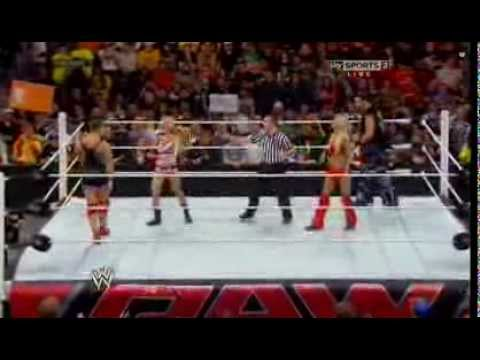 WWE Monday Night Raw - 24.02.2014