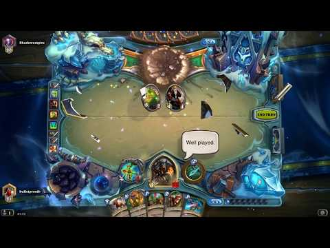 HearthStone - Heroes of Warcraft - Ranked Legendary Hunter Matches
