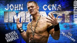 "(NEW) 2013: John Cena 1st TNA Theme Song ""My Time Is Now"
