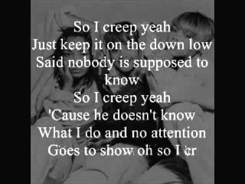 TLC- Creep [LYRICS]