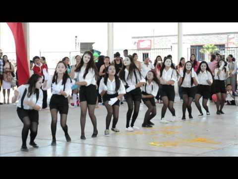 MQ TV.- Concurso de tablas rítmicas Colegio Valladolid.