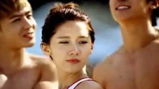 [Full MV] 2PM & SNSD Caribbean Bay CABI Song