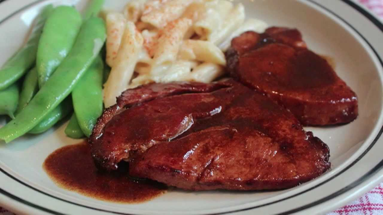 Ham & Red Eye Gravy Recipe - YouTube
