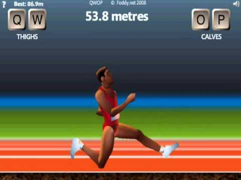 Cheats For Qwop