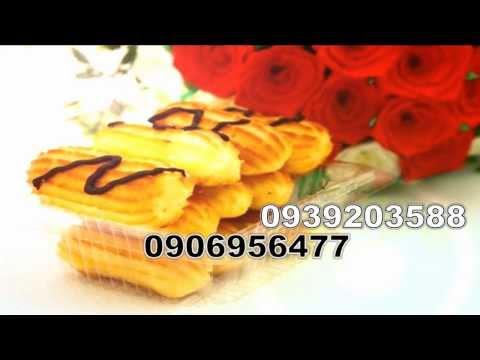 ♥♥♥ Bánh Su kem hình cây Que của Nheyy Nguyễn và Lê Minh Chu ♥♥♥