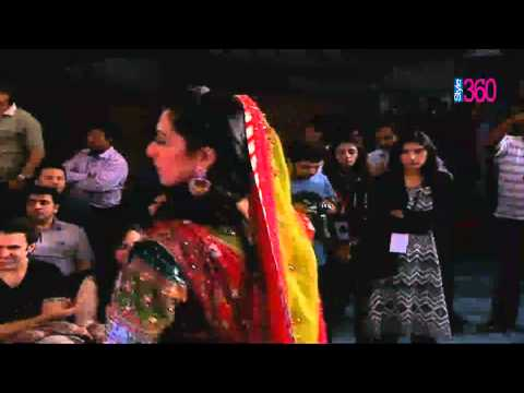 Bridal Couture Week 2012 Style 360 TV Ahmed Bilal