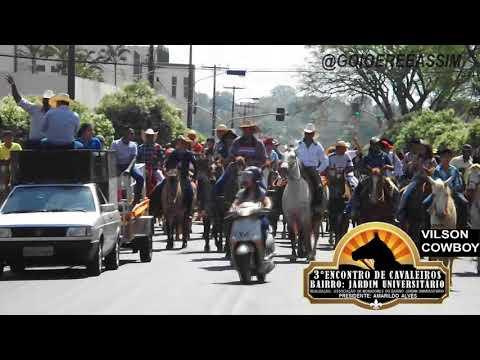 3° ENCONTRO CAVALEIROS JARDIM UNIVERSITÁRIO 10/09/17