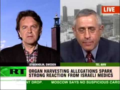 Kedar vs. Bostrom - Organ trade scandal Palestinians are compulsive liars RT Top Stories
