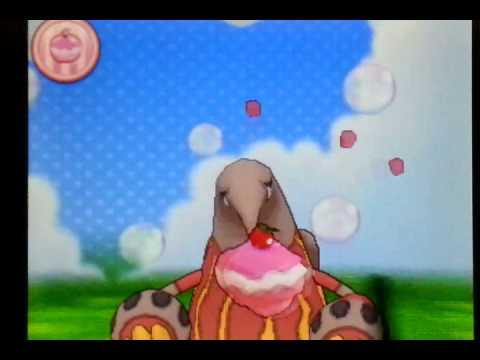 Pokémon Amie 631 Heatmor