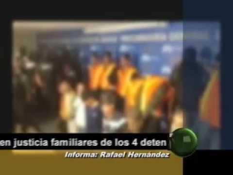 Corte 44 - Capturados injustificadamente por narco bloqueos - Marzo 12 de 2012