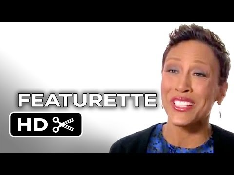 Mandela: Long Walk To Freedom Featurette - Robin Roberts (2013) - Nelson Mandela Movie HD
