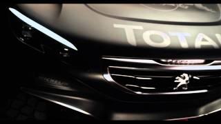 Reveal Peugeot 2008 DKR