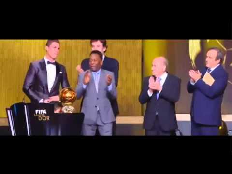 Cristiano Ronaldo - Win FIFA Ballon d'Or 2013!