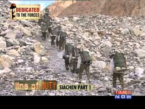 Line of Duty: Siachen Part 1 - (Part 1 of 3)