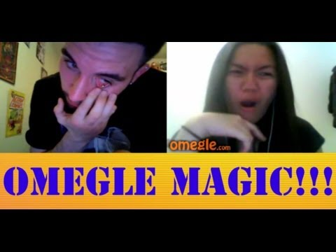 Omegle Magic #26 (Holy Shit!)