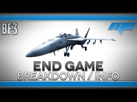 Battlefield 3: Neuer End Game Trailer Breakdown und Details (GameDoku)