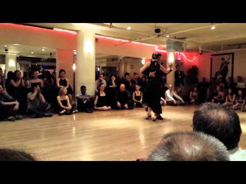 Argentine tango: Sara Grdan & Ivan Terrazas - Milonga Para As Missões
