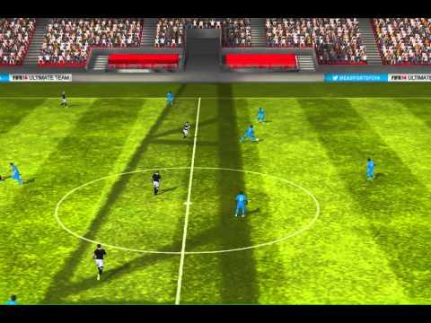 FIFA 14 iPhone/iPad - Sherlock Holmes vs. Spurs
