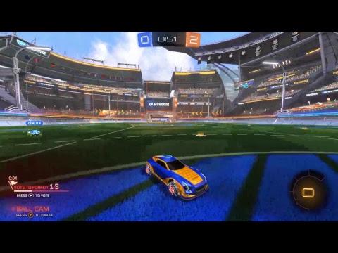 Rocket League - Route to champion(fr)