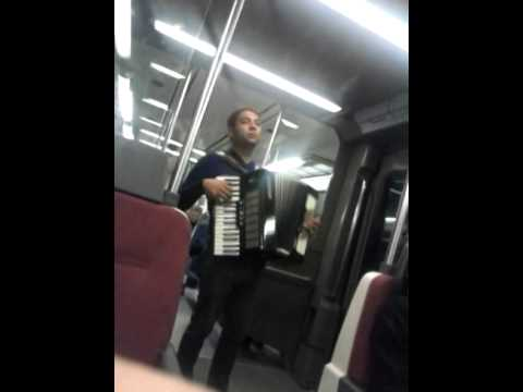 Barcelona Metro Music by Sun Radio Ibiza TV