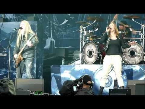 Nightwish - I Want My Tears Back (Live - Download Festival, Donington, UK, June 2012)