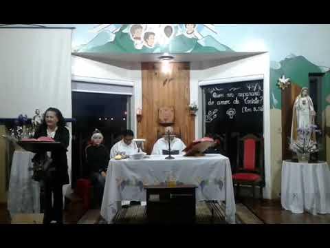 Santa Missa | 19.08.2020 | Quarta-feira | Padre José Sometti | ANSPAZ