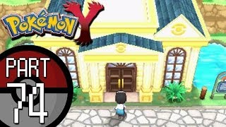 Pokemon X And Y Part 74: Battle Maison Earning BP For