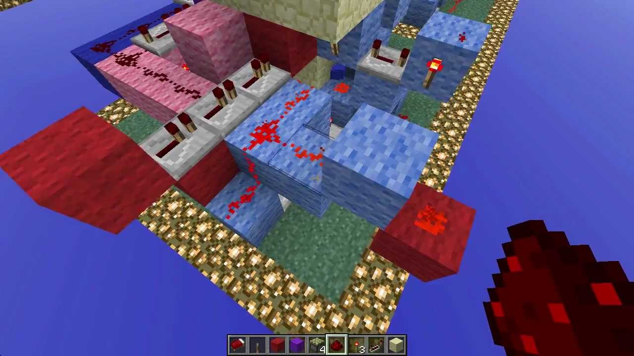 How To Place A Pressure Plate On A Crafting Table