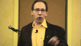 Lawrence Krauss: A Universe From Nothing at Stanford