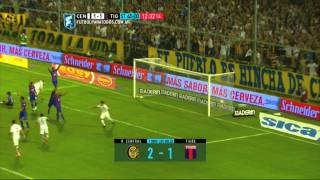 Todos los goles. Fecha 2. Primera División 2015. .