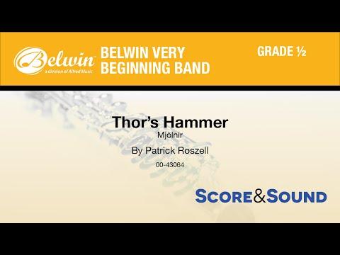 thor hammer sound